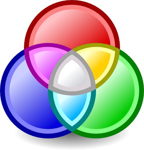 цвет в html: