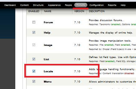 Drupal 7, так и Drupal тут есть файлы перевода для различных версий Д