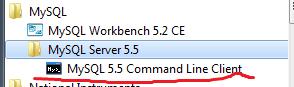 MySQL Command Lint Client