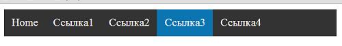 Создание CSS меню. Просто меню для сайта. Горизонтальное CSS меню.