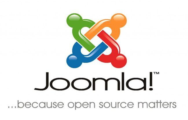 Структура CMS Joomla 1.5
