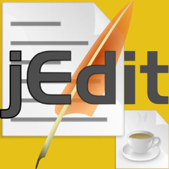 Кроссплатформенный редактор кода jEdit