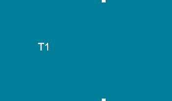 Диаграмма демонстрирует работу левого внешнего объединения таблиц или LEFT OUTER JOIN