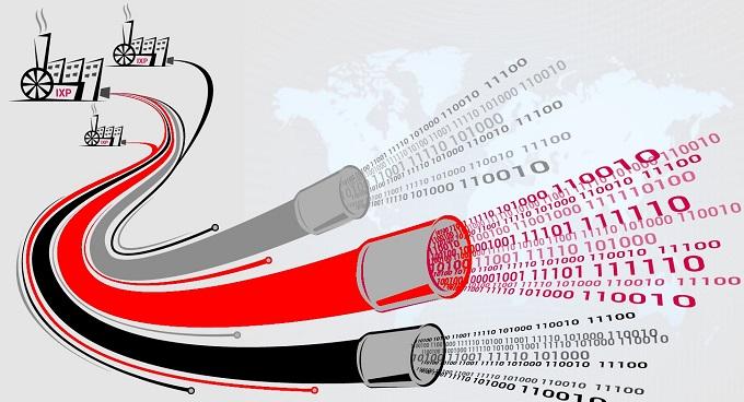 1.8 Коротко о единицах измерения в компьютерных сетях или что такое пропуская способность канала связи