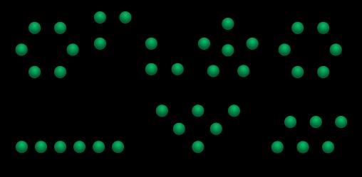 1.11 Физическая и логическая топологии компьютерной сети (звезда, кольцо, full и partial mesh) и их сравнение. Учимся читать диаграммы Cisco