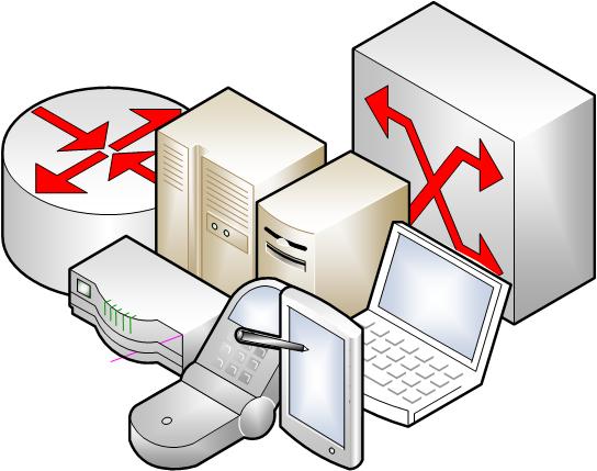 4.9 Виды устройств в IP-сетях узлы, маршрутизаторы и их функции. Сколько IP-адресов может быть у компьютера.